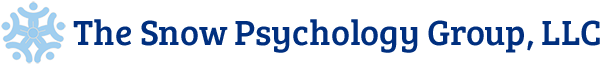 Snow Psychology Group, Rockville MD Logo